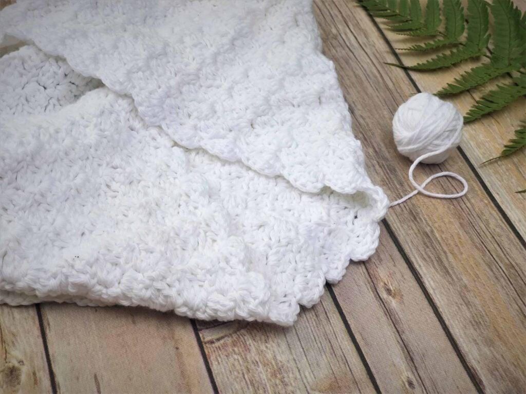 C2C corner to corner blanket