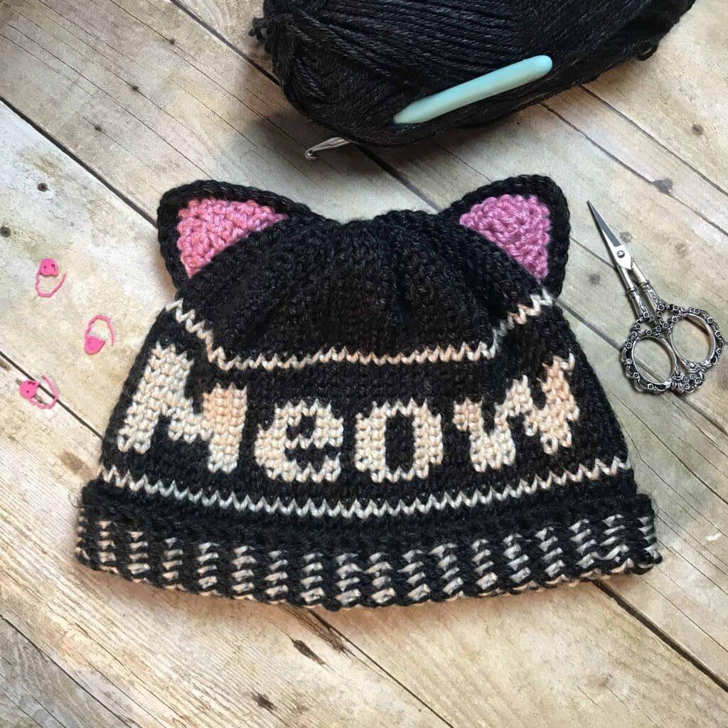meow beanie