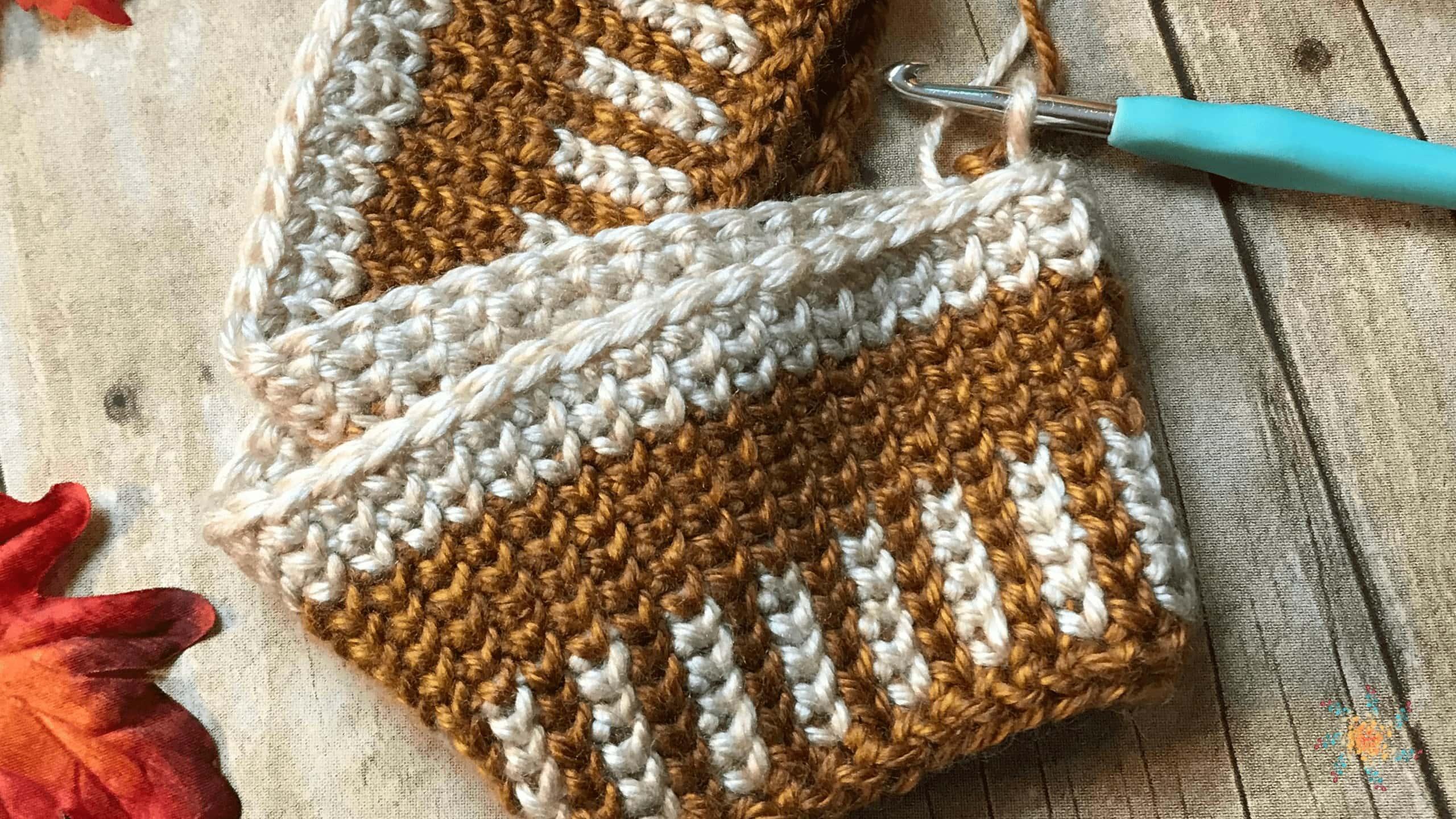Waistcoat Knit Stitch Tutorial