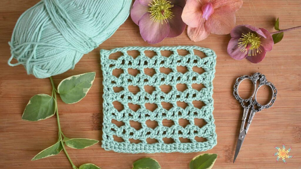 Carina Crochet Stitch Tutorial