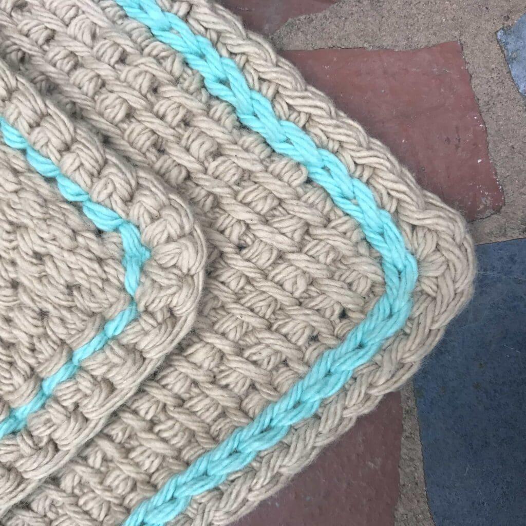 slip stitch crochet turoail