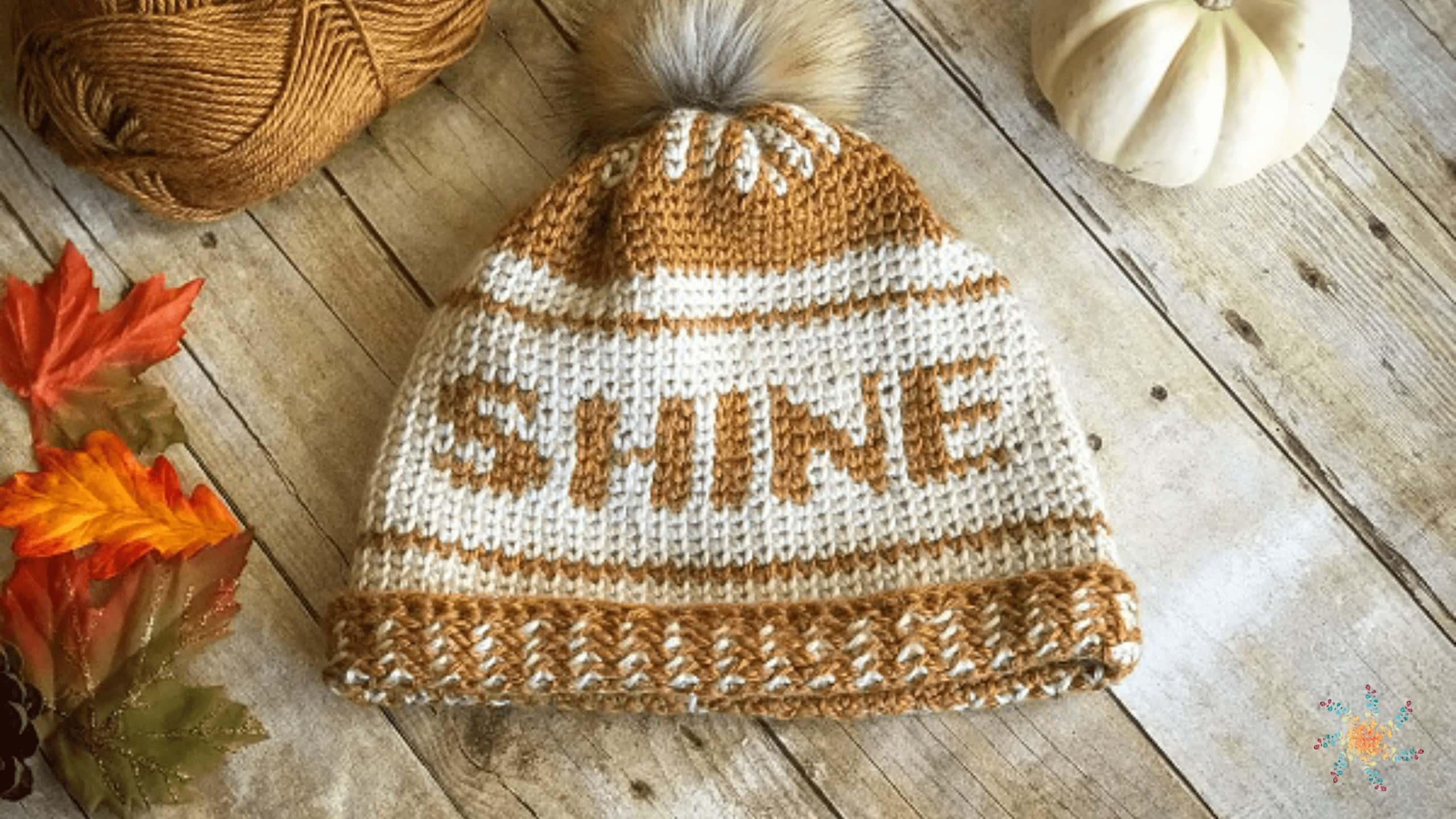 Shine Beanie Cover
